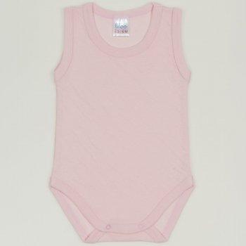 Body maiou roz pal - material multistrat premium cu model