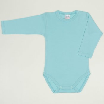 Body mânecă lungă blue radiance uni  | liloo