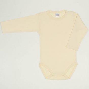 Body maneca lunga vanilla custard uni | liloo