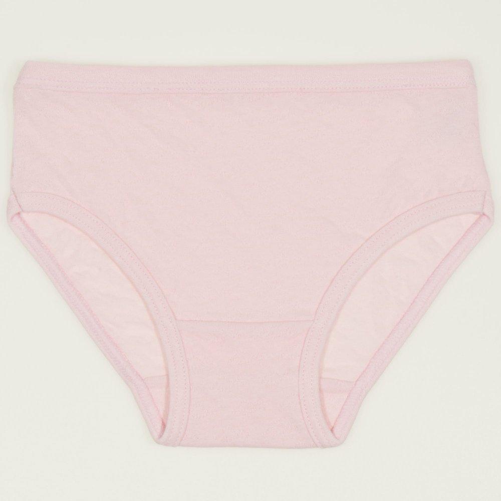 Chiloti fetita roz pal - material multistrat premium cu model | liloo