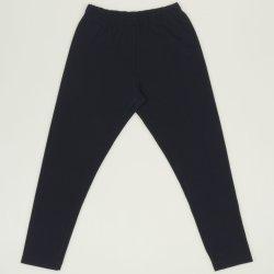 Navy blue thick leggings