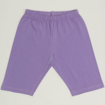 Colanți scurți violet