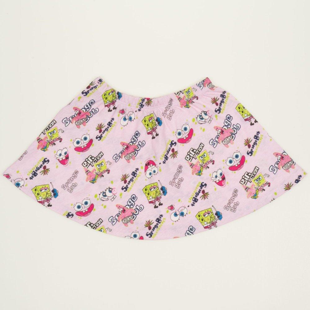 "Fustita roz imprimeu ""Sponge Bob"" | liloo"
