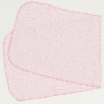 Lavetă multifuncțională din material de prosop roz | liloo