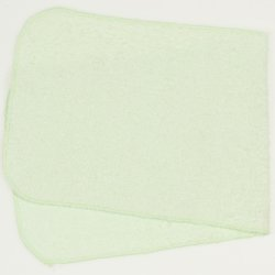Light green burp cloth