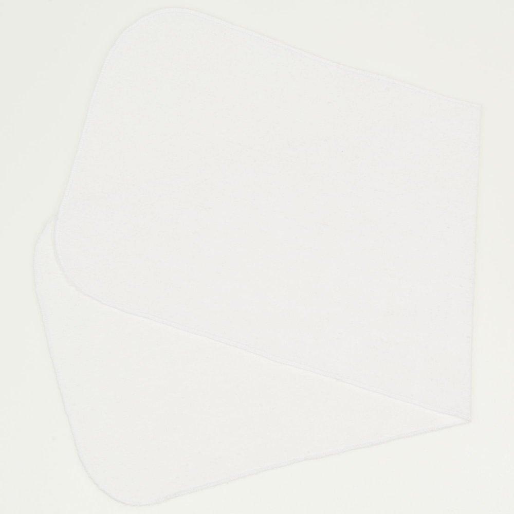 Laveta finet (bumbac) alba – lavabila si refolosibila | liloo