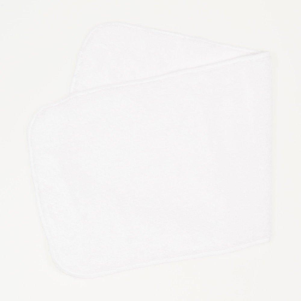 Laveta multifunctionala din material de prosop alb premium | liloo