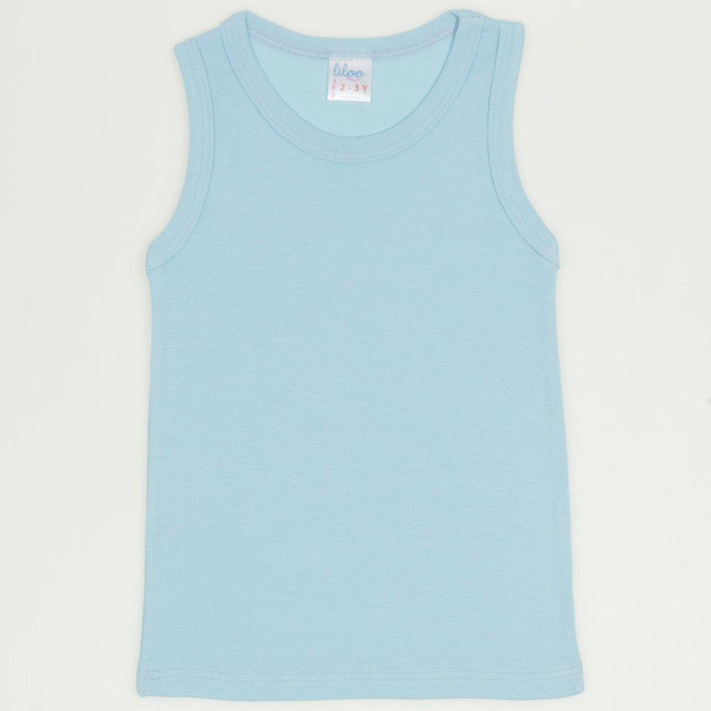 Maiou simplu bleu petit four | liloo