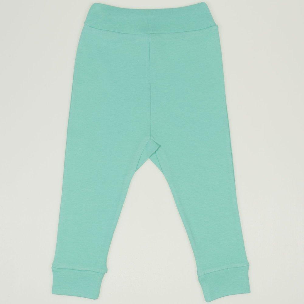 Pantaloni de casă cu manşetă (izmene copii) cockatoo  | liloo