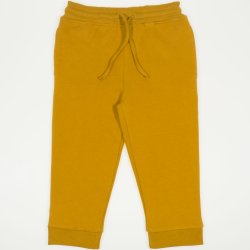 Buckthorn-brown thick joggers