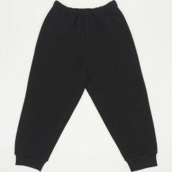 Pantaloni trening grosi negri