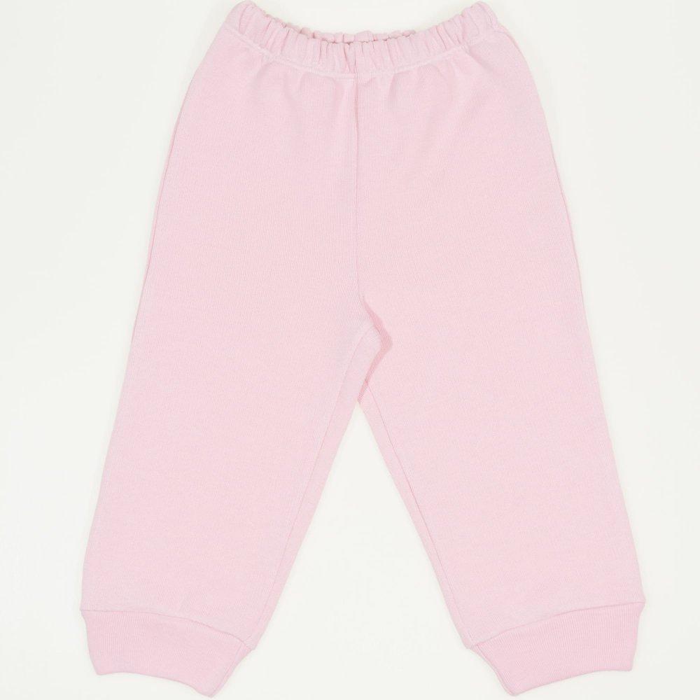 Pantaloni trening grosi roz | liloo