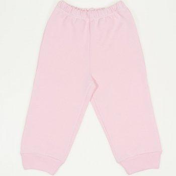 Pantaloni trening grosi roz