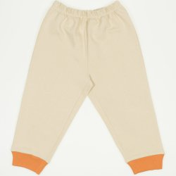 Pantaloni trening subtiri bej