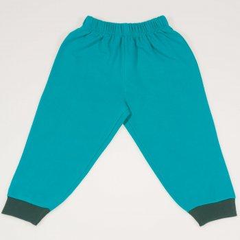Pantaloni trening verde turcoaz