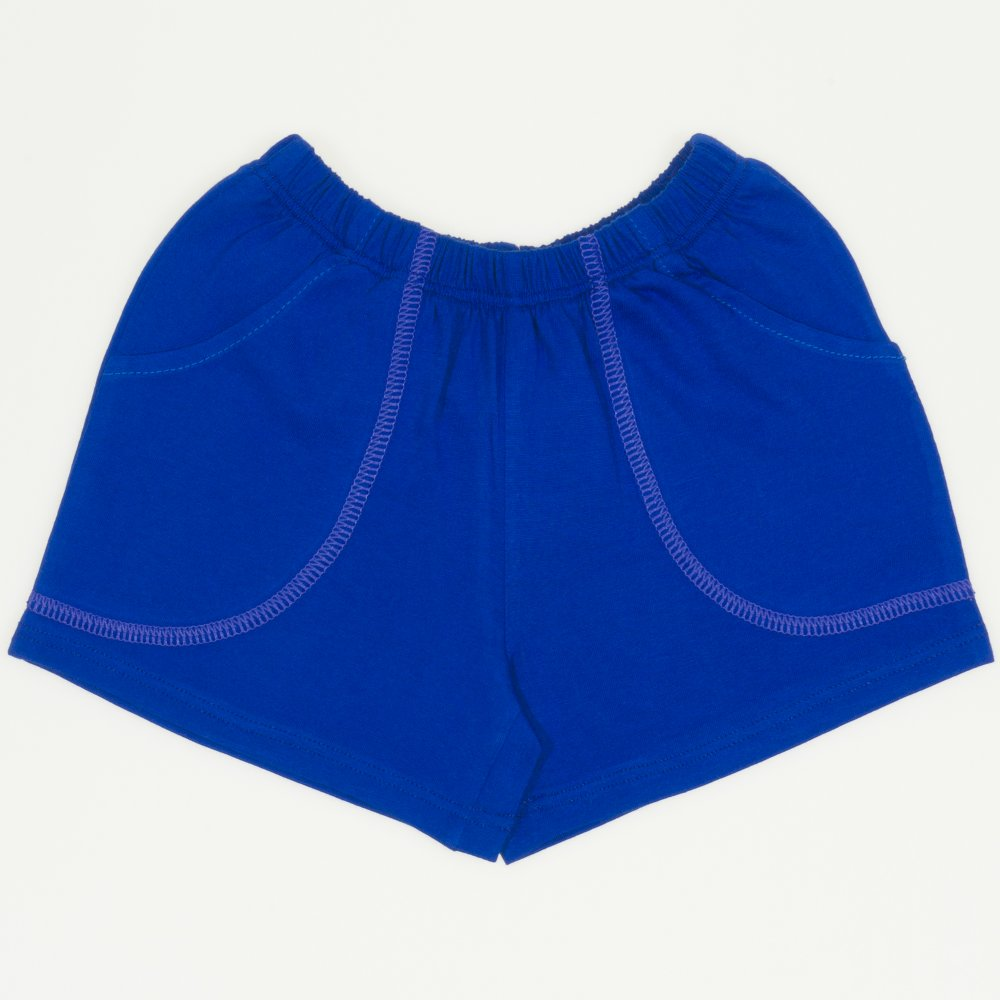 Pantaloni scurți albaștri   liloo