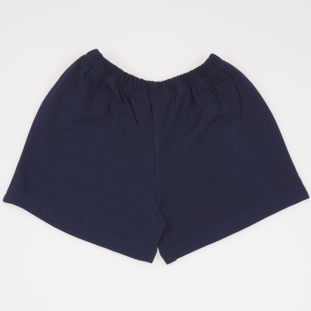 Pantaloni scurti bleumarin | liloo
