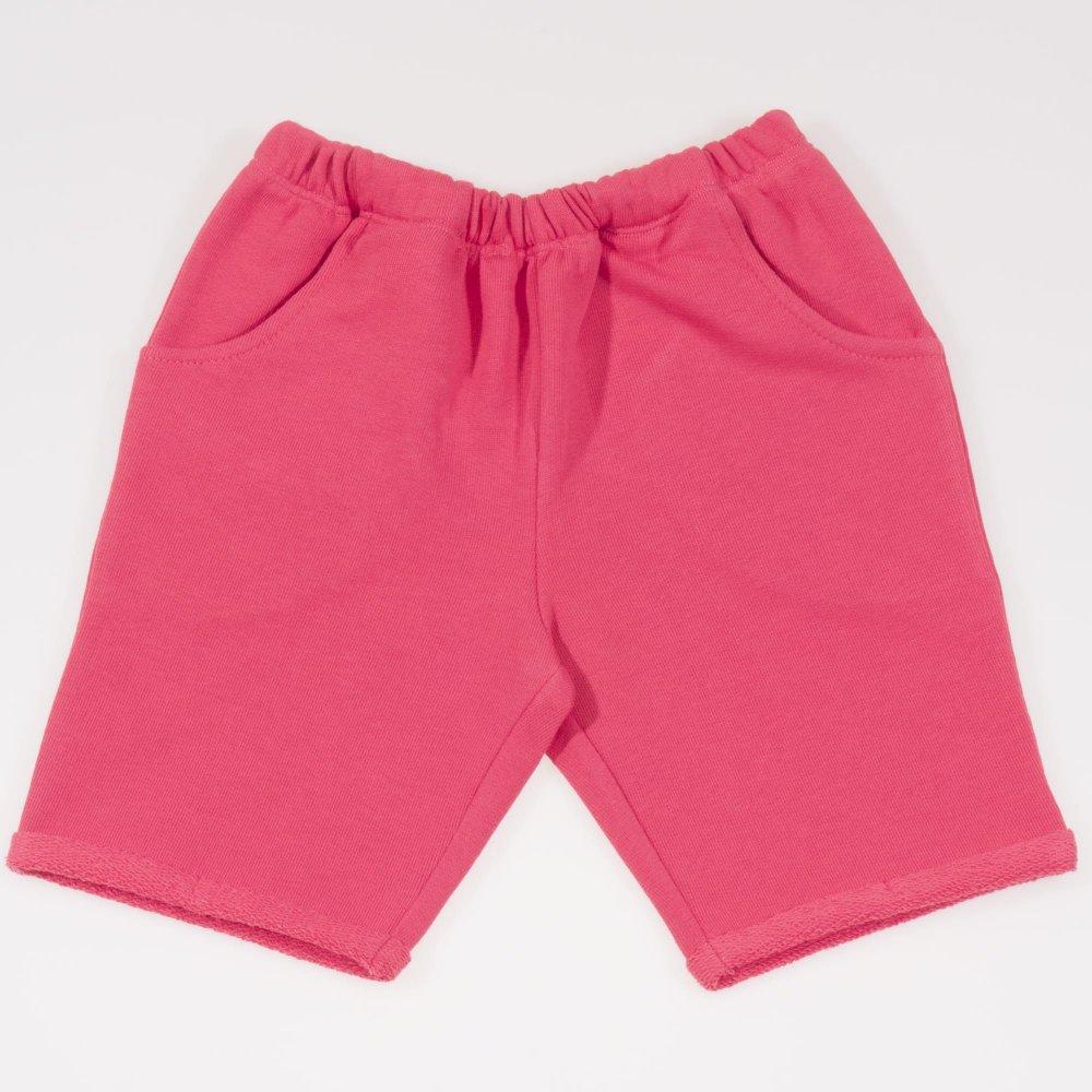 Pantaloni scurti pana deasupra genunchiului caramiziu-crisanthemum | liloo