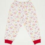 Pijamale primăvară-toamnă imprimeu model masinute | liloo