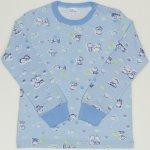 Pijamale primavara-toamna azur imprimeu model sweet baby | liloo