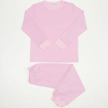 Pijamale primavara-toamna roz uni