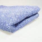 Prosop mare cu gluga - albastru | liloo
