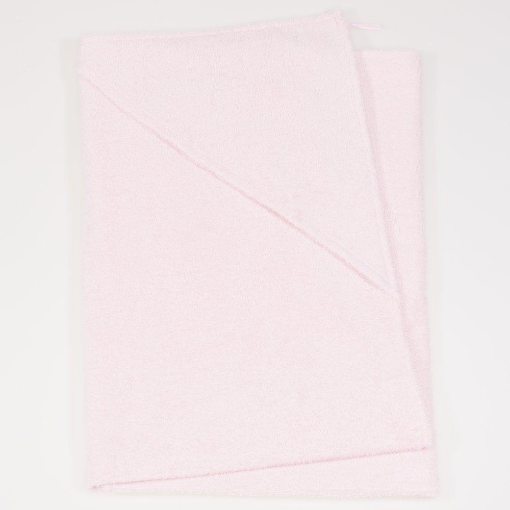 Prosop mare cu glugă - roz | liloo
