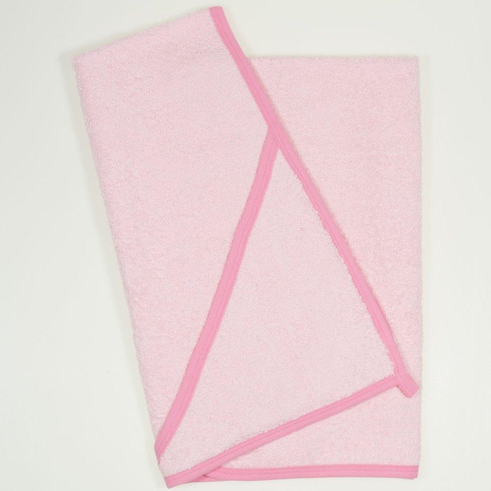 Prosop mic cu glugă - roz | liloo