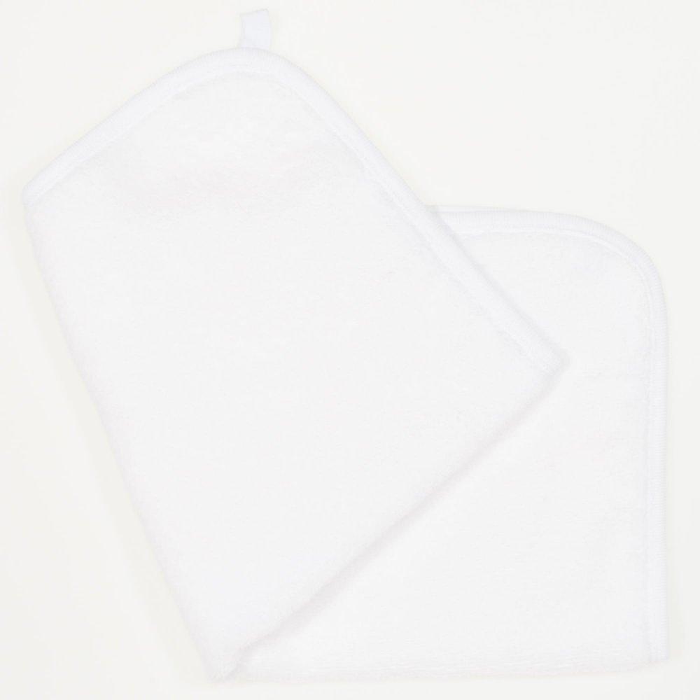 Prosop mic pentru maini alb premium | liloo