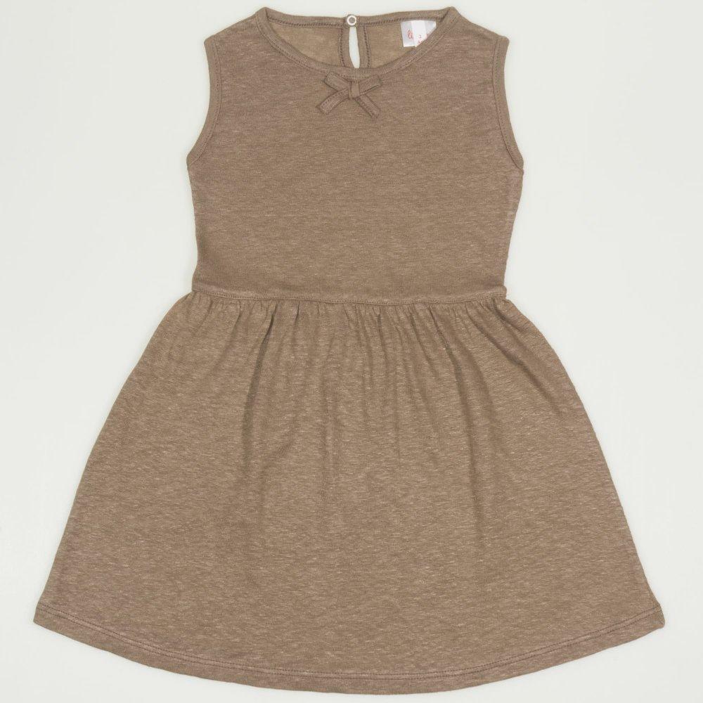 Rochiță de vară maro | liloo