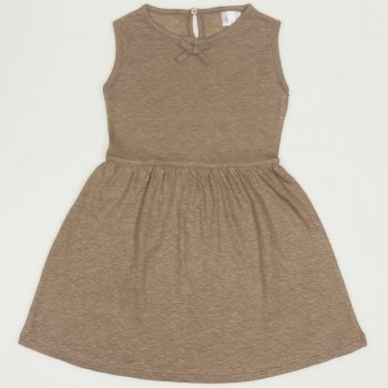 Rochiță de vară maro