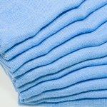 Pachet economic 10 scutece tetra (bumbac) azur închis - lavabile și refolosibile | liloo