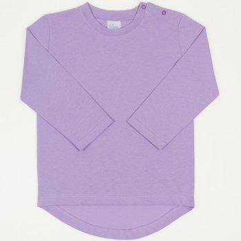 Tricou fetita maneca lunga violet | liloo