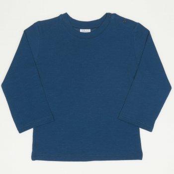 Tricou mânecă lungă albastru inchis | liloo