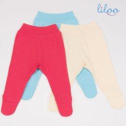 Pantalonasi cu botosei pentru bebelusi si nou nascuti