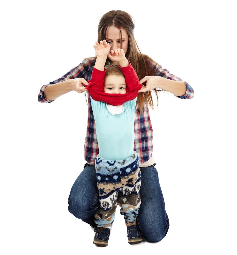 Imbraca-ti copilul usor cu hainute de la liloo