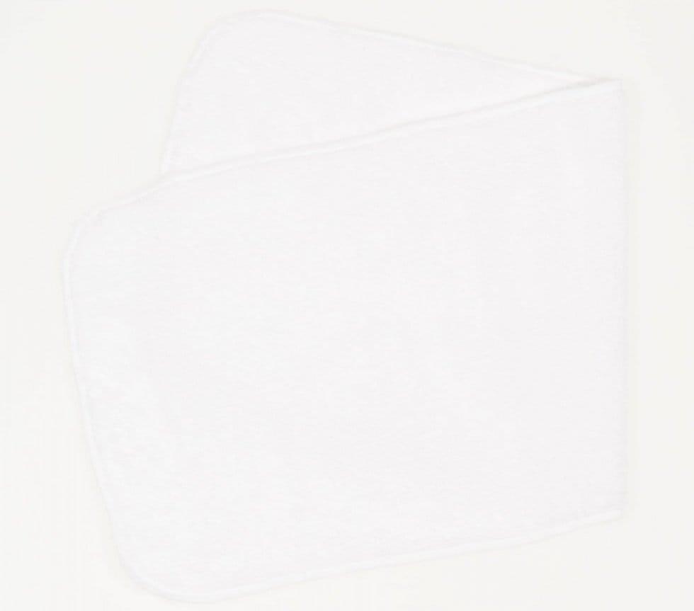 Laveta multifunctionala din material de prosop alb premium