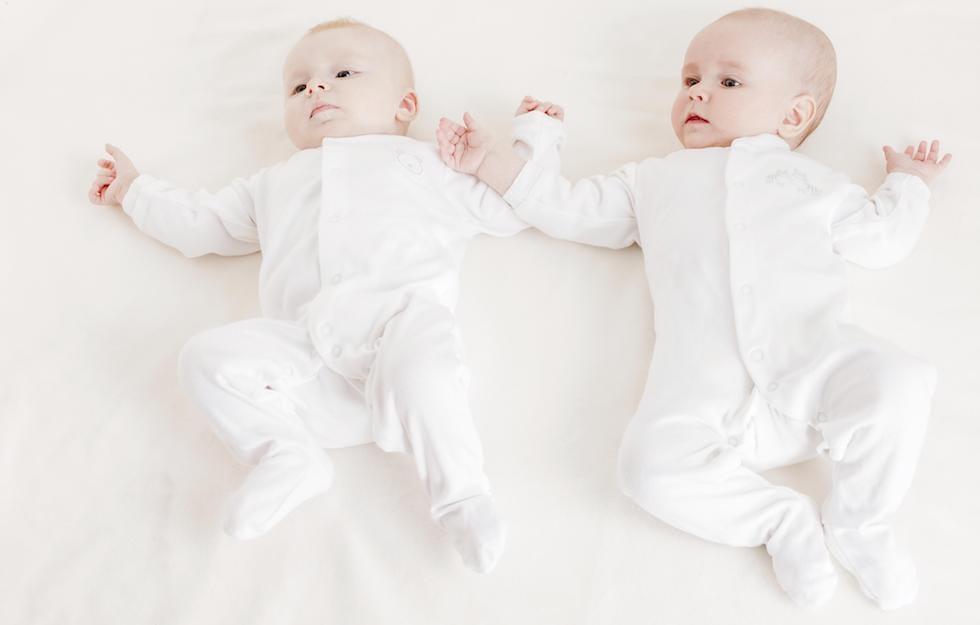 Bebelusi in salopeta