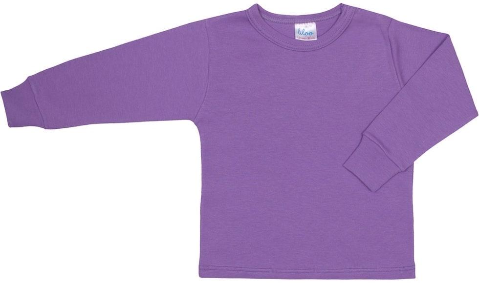 Bluza simpla pentru copii - gradinita sau scoala