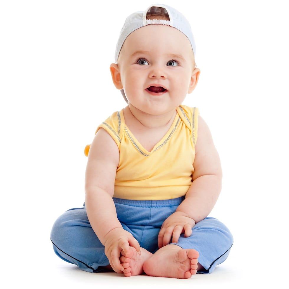 Bebe in body subtire cu maneca scurta galben