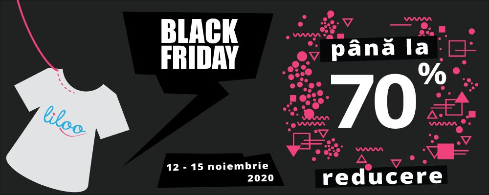 Hainute pentru copii de Black Friday 2019