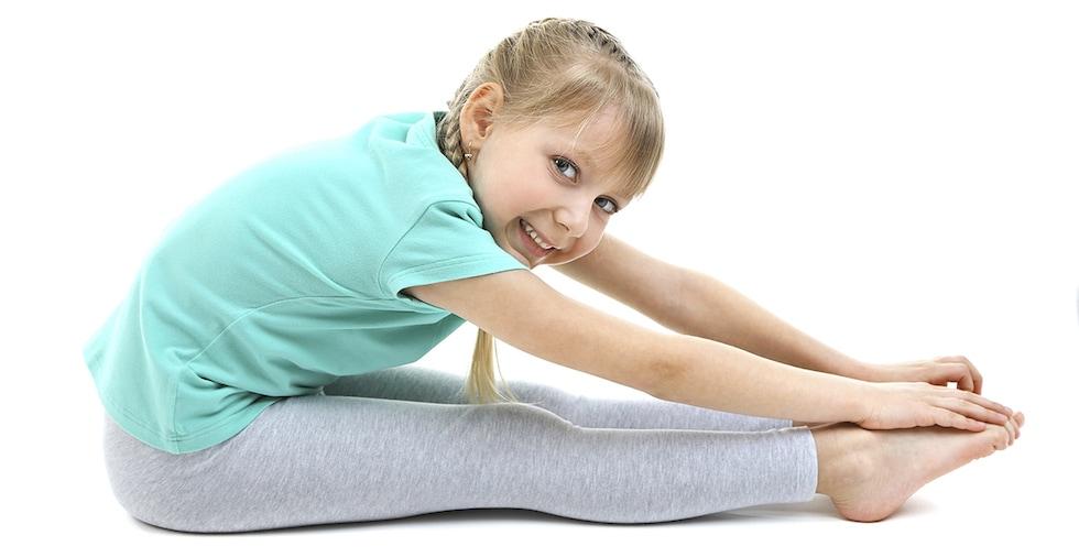 Colanti elastici pentru fetite