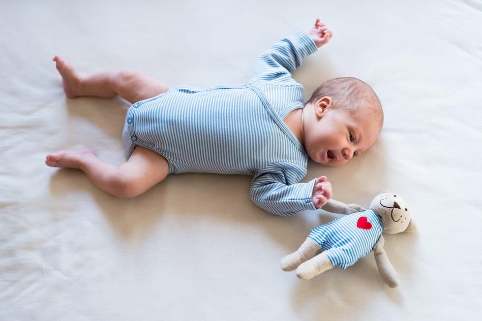 Bebe mic si dragalas