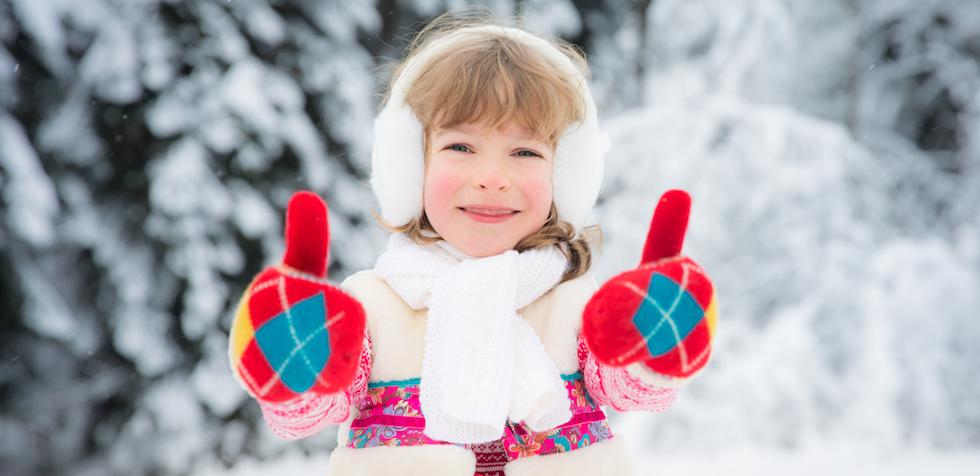 Hainute de iarna potrivite pentru copii si bebelusi