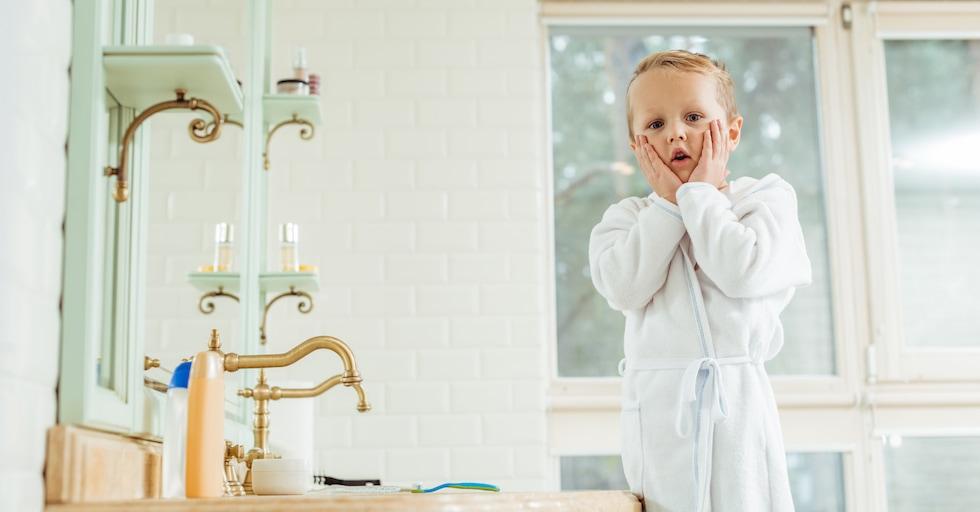 Halate de baie pentru baieti