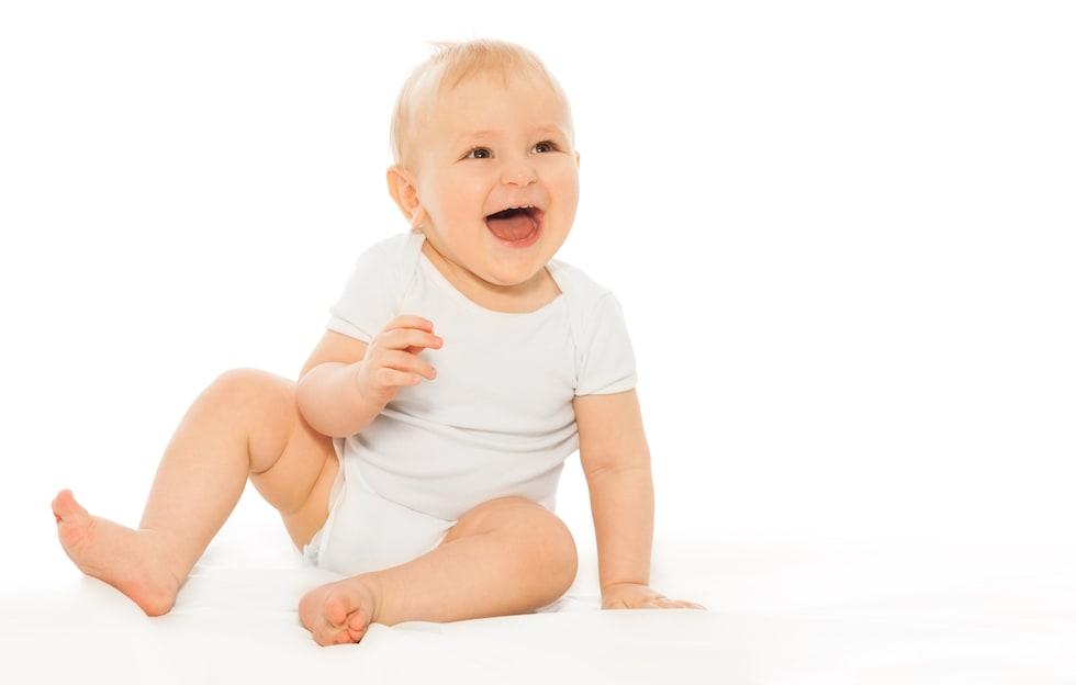 Model de body pentru copii alb